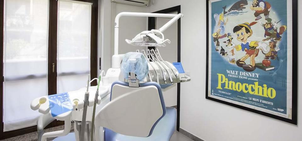 Lo studio Chiatellino Odontoiatra - slide 13