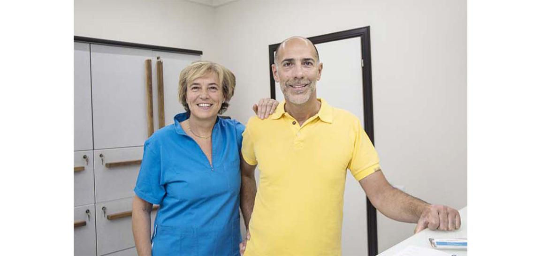 Giuseppe e Tiziana Chiatellino